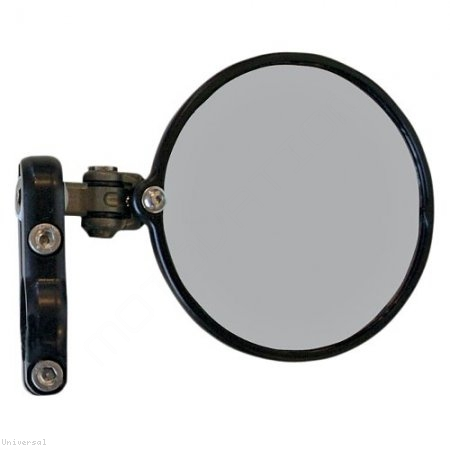 CRG Hindsight Lane Split Bar End Mirror Universal