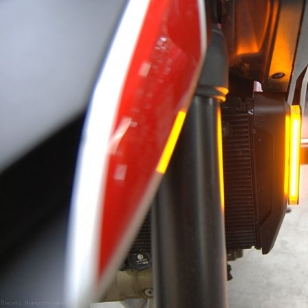 Front Turn Signal Kit by NRC Ducati / Hyperstrada 939 / 2016
