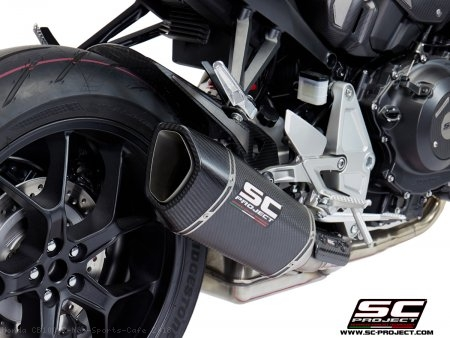 SC1-R Exhaust by SC-Project Honda / CB1000R Neo Sports Cafe / 2018