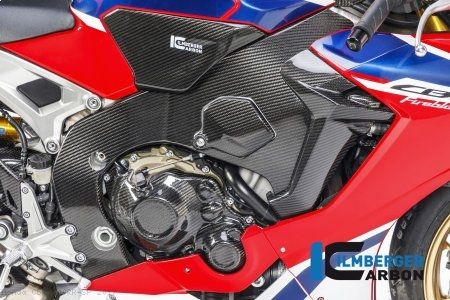 Carbon Fiber Clutch Cover by Ilmberger Carbon Honda / CBR1000RR SP / 2017
