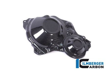 Carbon Fiber Clutch Cover by Ilmberger Carbon