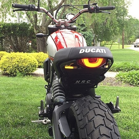 Fender Eliminator Kit by NRC Ducati / Scrambler 800 Mach 2.0 / 2019