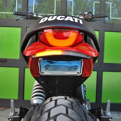 Fender Eliminator Integrated Tail Light Kit by NRC Ducati / Scrambler 800 Street Classic / 2019