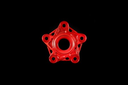 Sprocket Carrier Flange 'Spin' by AEM Factory
