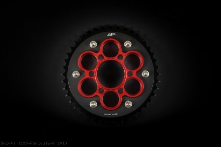 'SEI FORI' Quick Change Sprocket Kit by AEM Factory Ducati / 1199 Panigale R / 2013