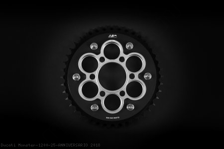 'SEI FORI' Quick Change Sprocket Kit by AEM Factory Ducati / Monster 1200 25 ANNIVERSARIO / 2018