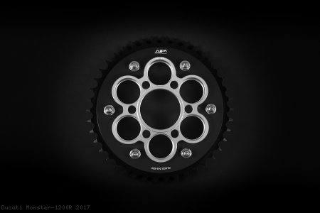 'SEI FORI' Quick Change Sprocket Kit by AEM Factory Ducati / Monster 1200R / 2017