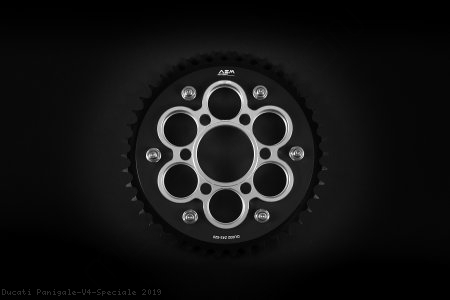 'SEI FORI' Quick Change Sprocket Kit by AEM Factory Ducati / Panigale V4 Speciale / 2019