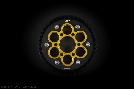'SEI FORI' Quick Change Sprocket Kit by AEM Factory Ducati / Monster 1200 / 2018