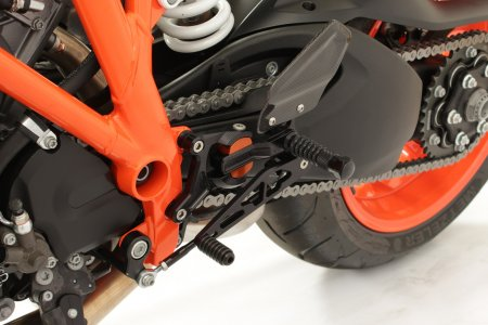 VCR Adjustable Rearsets by Gilles Tooling