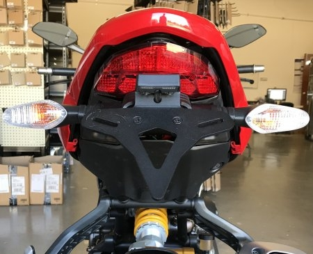 Tail Tidy Fender Eliminator by Evotech Performance Ducati / Monster 821 / 2018