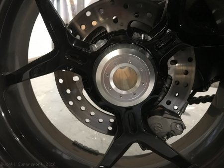Rizoma Rear Hub Cover Ducati / Supersport / 2018
