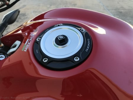 Fuel Tank Gas Cap by Ducabike Ducati / Monster 1200S / 2019