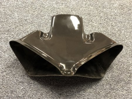 Aluminum Racing Fairing Stay with Air Duct by Motoholders Ducati / Panigale V4 S / 2018