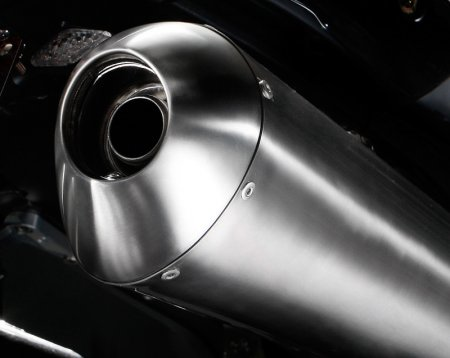 Titanium Exhaust System by MotoCorse