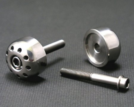 Bar End Weights by Motocorse Ducati / Streetfighter 1098 S / 2012