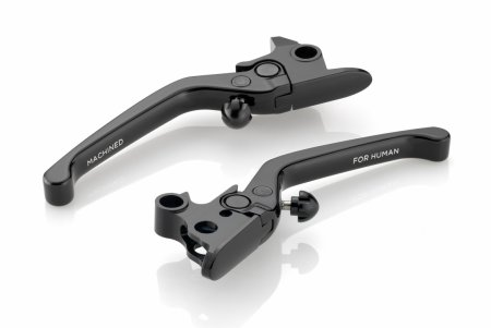 Brake and Clutch Lever Set by Rizoma