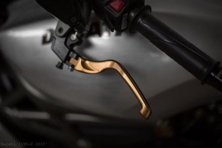 Aluminum Brake Lever by AEM Factory Ducati / 1198 S / 2013