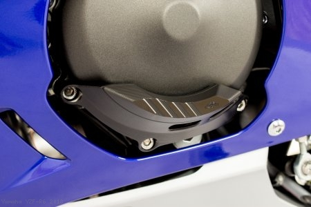 Left Side Engine Case Guard by Gilles Tooling Yamaha / YZF-R6 / 2018