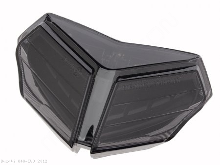 Integrated Tail Light by Competition Werkes Ducati / 848 EVO / 2012