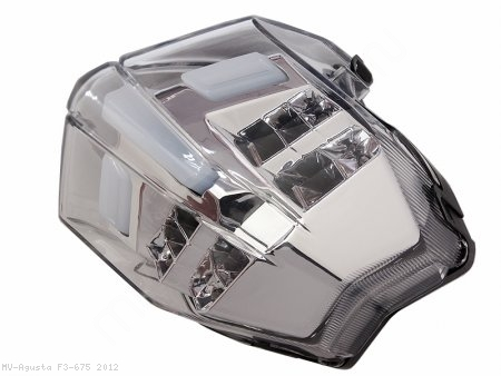 Integrated Tail Light by Competition Werkes MV Agusta / F3 675 / 2012