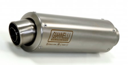 X-PRO Slipon Exhaust with Mid-Pipe by Giannelli
