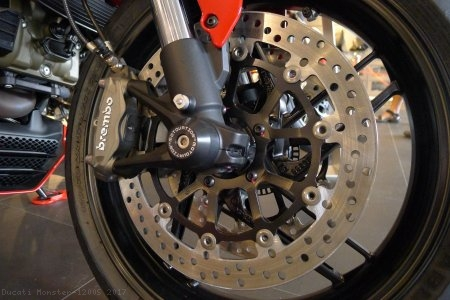 Fork Sliders by Motovation Accessories Ducati / Monster 1200S / 2017