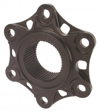 Superlite Rear Quick Change Hub Assembly with Titanium Hardware