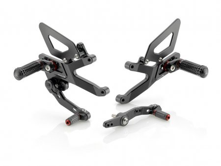 sport r rearsets by rizoma per128b yamaha r1 r1m motovation accessories