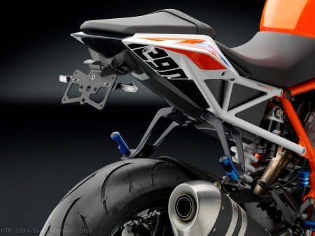 Rizoma License Plate Kit KTM / 1290 Super Duke R / 2013