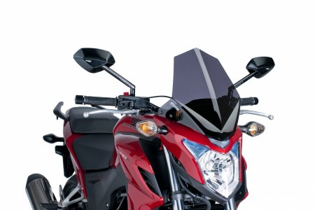 PUIG SPORT Naked New Generation Windscreen