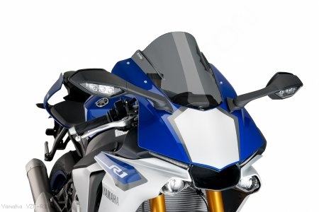 Z-RACING Windscreen by Puig Yamaha / YZF-R1S / 2016