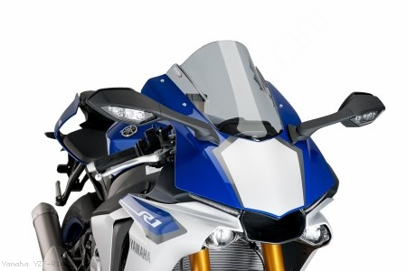Z-RACING Windscreen by Puig Yamaha / YZF-R1M / 2019