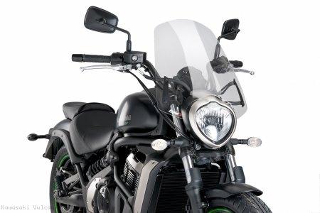 PUIG Naked New Generation Windscreen Kawasaki / Vulcan S