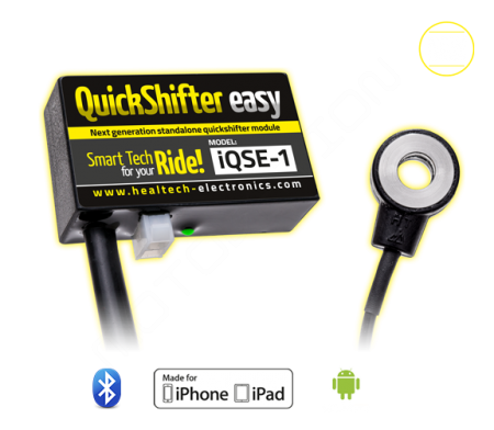 Quickshifter Easy Kit by Healtech Electronics Ducati / 1098 R / 2007