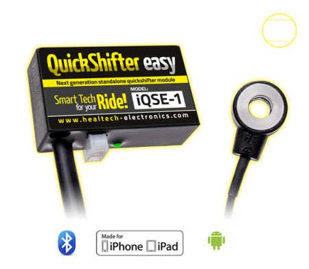 Quickshifter Easy Kit by Healtech Electronics