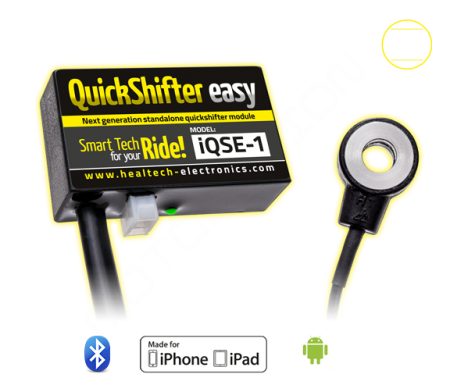 Quickshifter Easy Kit by Healtech Electronics Kawasaki / Ninja ZX-10R / 2011