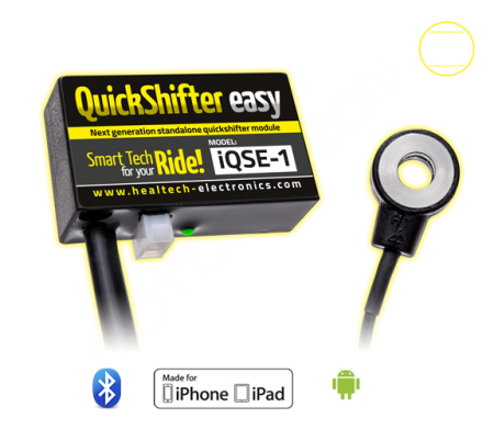 Quickshifter Easy Kit by Healtech Electronics Kawasaki / Ninja ZX-10R / 2017