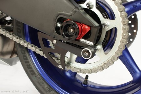 Rear Sprocket Toe Guard by Gilles Tooling Yamaha / YZF-R1 / 2017