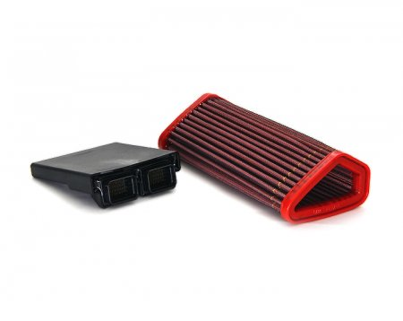 MotoCorse Racing ECU and Air Filter