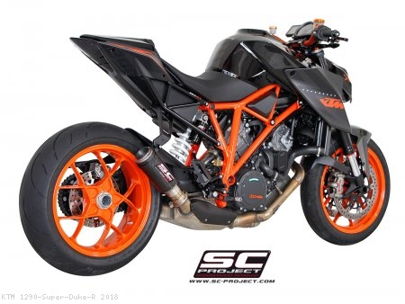 CR-T Exhaust by SC-Project KTM / 1290 Super Duke R / 2018
