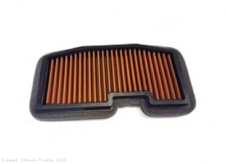 P08 Air Filter by Sprint Filter Triumph / Street Triple / 2013