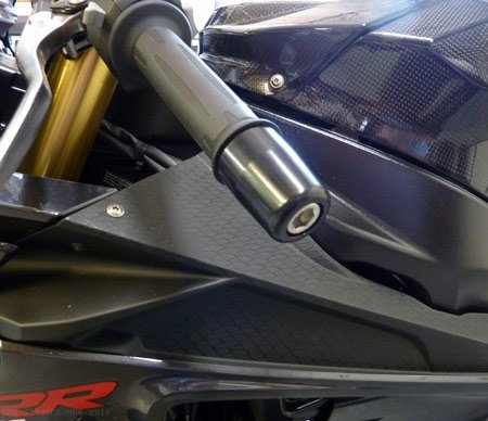 Bar End Weights by Motovation Accessories BMW / S1000RR HP4 / 2014