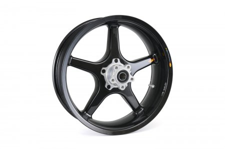 5 Spoke Carbon Fiber Wheel Set by BST