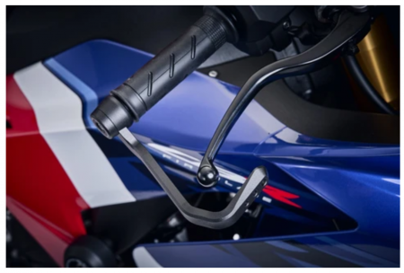 Brake Lever Guard Bar End Kit by Evotech Performance