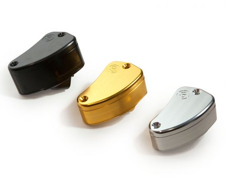 Billet Fluid Tank For Brembo Clutch Master Cylinder by Motocorse
