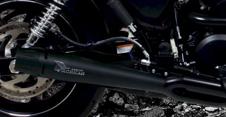 2 into 1 Full System Exhaust by Mohican
