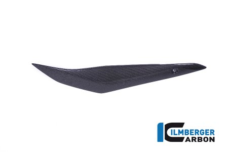 Carbon Fiber Right Side Lower Tank Cover by Ilmberger Carbon