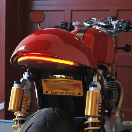 Fender Eliminator Integrated Tail Light Kit by NRC Triumph / Thruxton 1200 / 2019