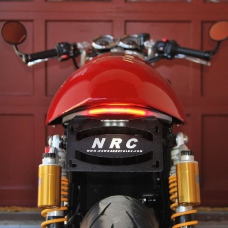 Fender Eliminator Integrated Tail Light Kit by NRC Triumph / Thruxton 1200 / 2016